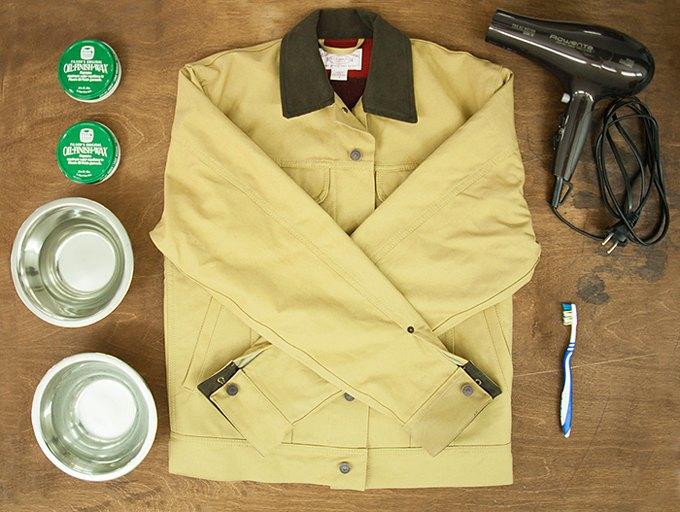 Совет: Как навощить куртку. Изображение № 2.