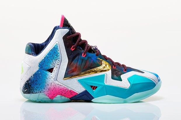 Nike анонсировали новую коллекцию кроссовок LeBron 11 и KD VI. Изображение № 3.