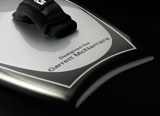 Mercedes-Benz и Гарретт Макнамара представили совместную серию досок для сёрфинга. Изображение № 3.