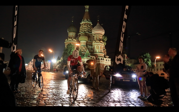 Стартовал велопробег Москва — Владивосток Race Across Russia 2013. Изображение № 1.