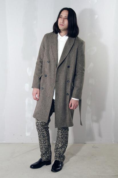 Марка Our Legacy выпустила лукбук осенней коллекции одежды. Изображение № 8.