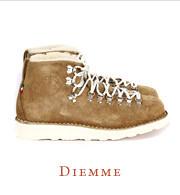Хайкеры, высокие броги и другие зимние ботинки в интернет-магазинах. Изображение № 28.
