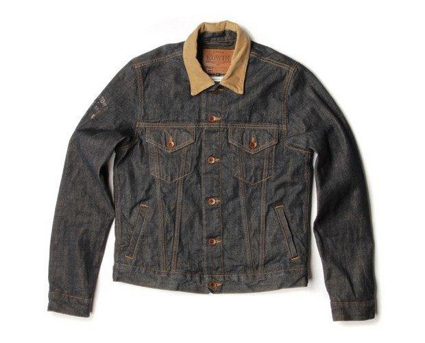 Мастерская Blitz Motorcycles и марка Edwin представили совместную коллекцию одежды. Изображение № 2.