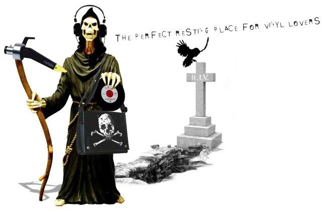 В Англии выпустят музыкальные пластинки из человеческого праха. Изображение № 1.