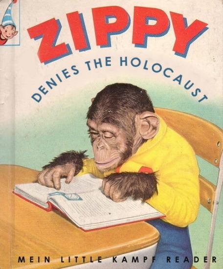 Иллюстратор Боб Стэйк создал пародии на обложки старых детских книжек   . Изображение № 16.