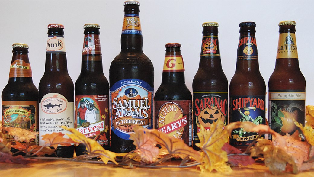 Как появилось и эволюционировало сезонное пиво. Изображение № 1.
