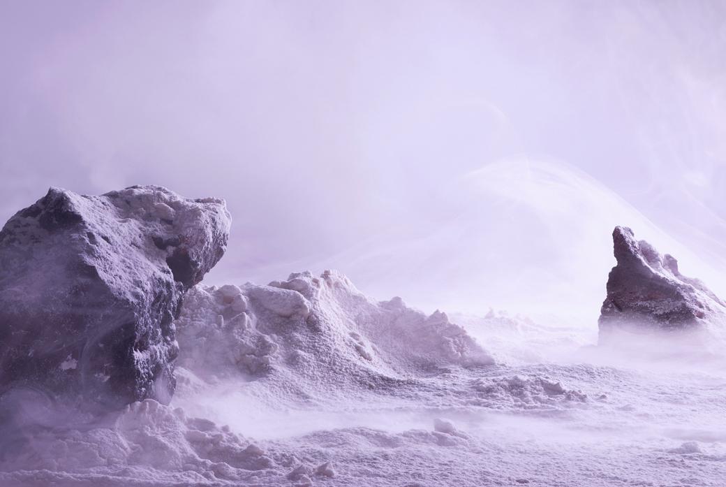 Люк Эванс: Инопланетные пейзажи на кухонном столе. Изображение № 2.