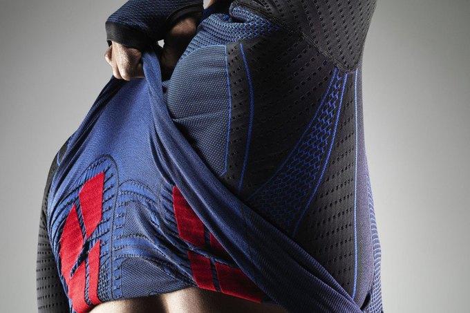 Nike начнут выпускать новое термобелье Hyperwarm Flex. Изображение № 4.