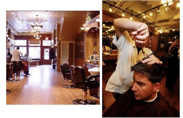 State Street Barbers, стрижка — $34. Изображение № 13.