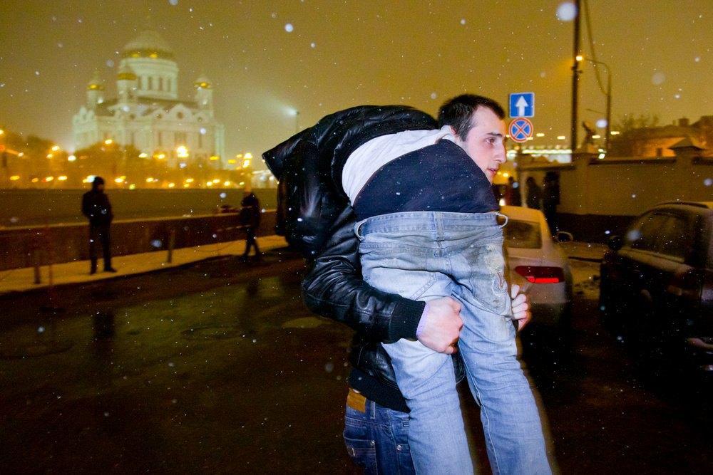 Фоторепортаж: Ночная жизнь Москвы глазами фотографа Никиты Шохова. Изображение № 18.