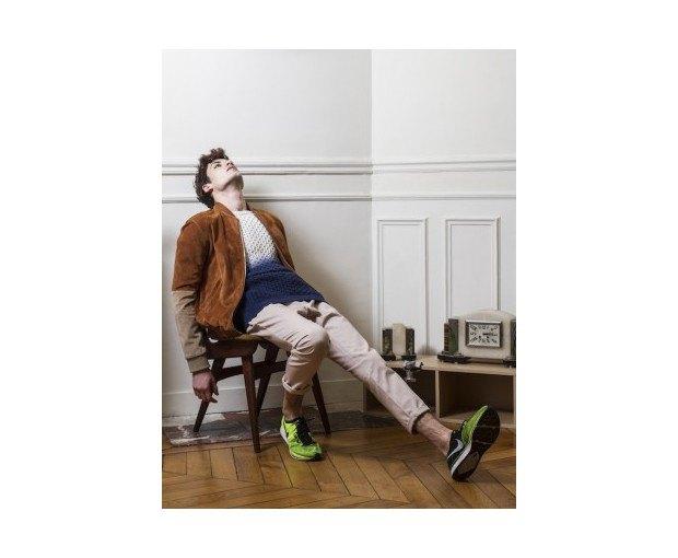 Французская марка Brooklyn We Go Hard опубликовала второй весенний лукбук. Изображение № 9.