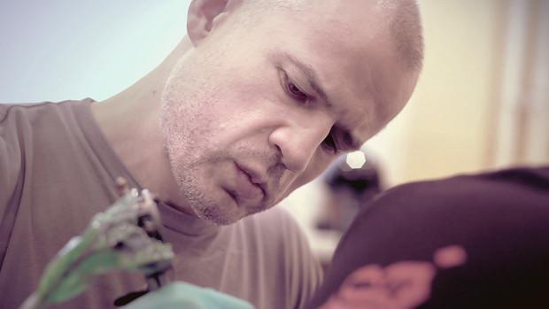 Хруст костей: Интервью с татуировщиком Дмитрием Речным. Изображение № 11.