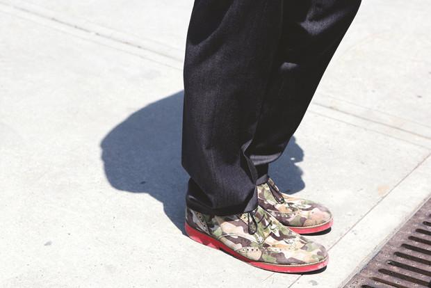 Детали: Репортаж с выставки мужской одежды Pitti Uomo. День первый. Изображение № 22.