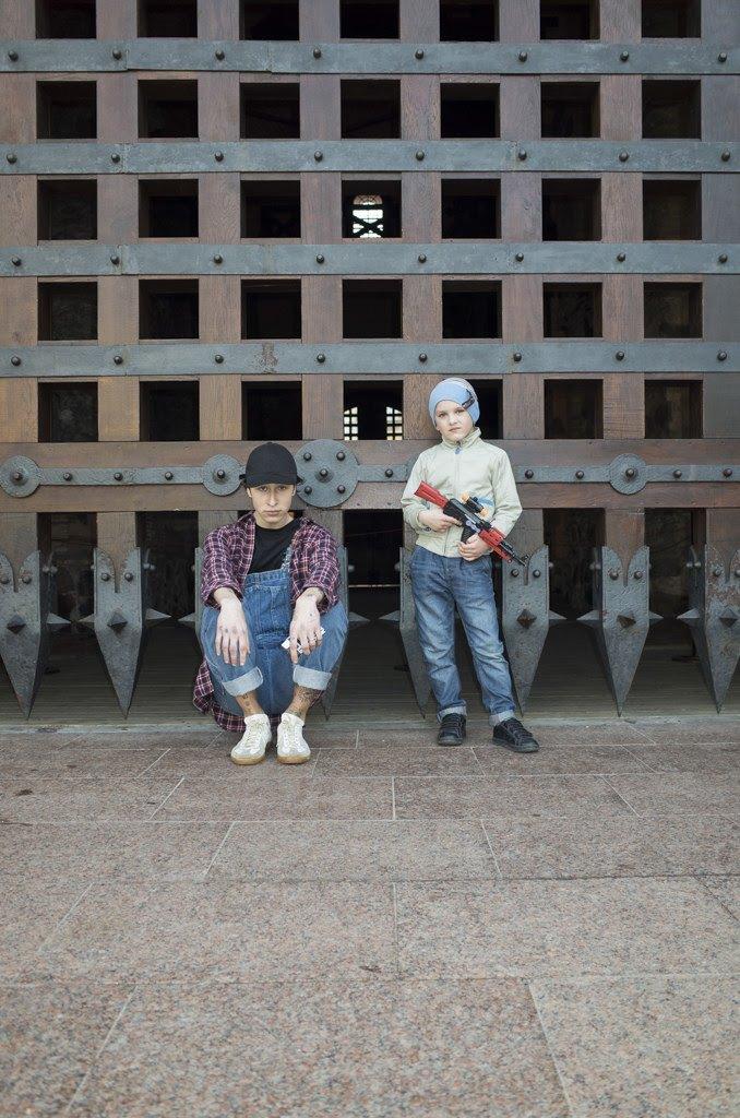Миша Бочкарев: Украинская уличная фотография нового времени. Изображение № 15.