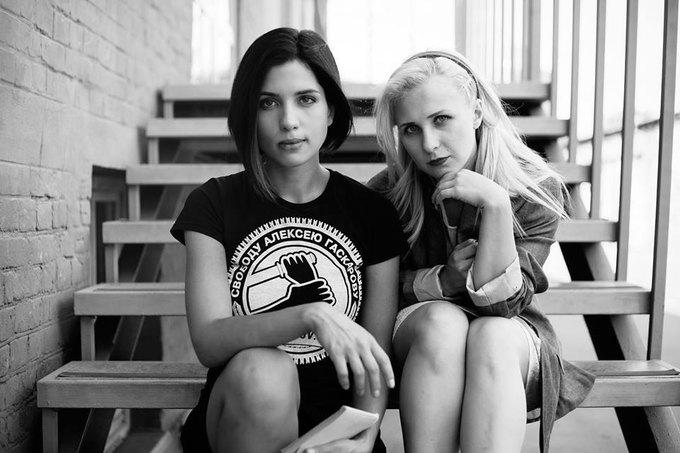 Участницы Pussy Riot снялись в третьем сезоне сериала «Карточный домик». Изображение № 1.