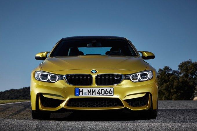 BMW представила новый седан M3 и купе M4. Изображение № 1.