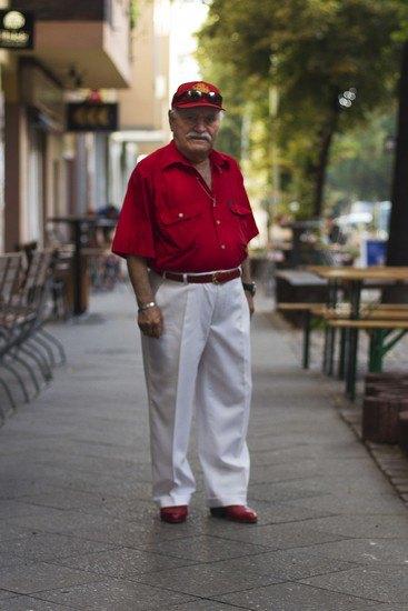 Харизматичный турок Али каждый день демонстрирует новый лук в блоге на Tumblr. Изображение № 12.