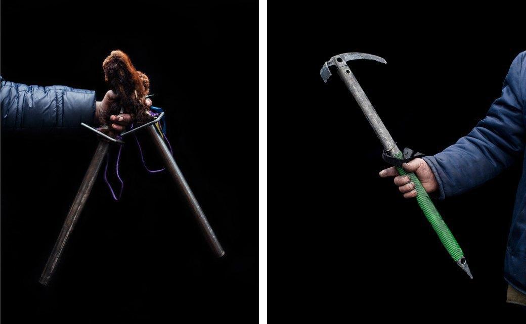 Фотопроект: Самодельное оружие украинской революции. Изображение № 15.