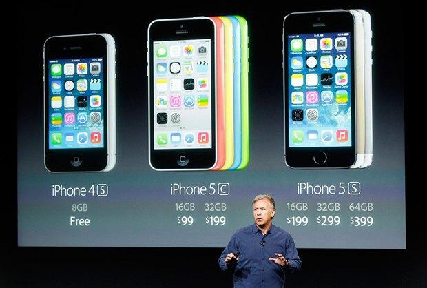 Apple презентовали смартфоны iPhone 5С и iPhone 5S. Изображение № 1.