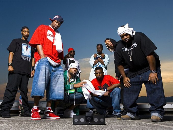 Выход нового альбома Wu-Tang Clan под угрозой срыва. Изображение № 1.