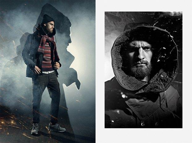 Магазин Brandshop и фотограф Андрей Давыдовский опубликовали совместный лукбук. Изображение № 9.