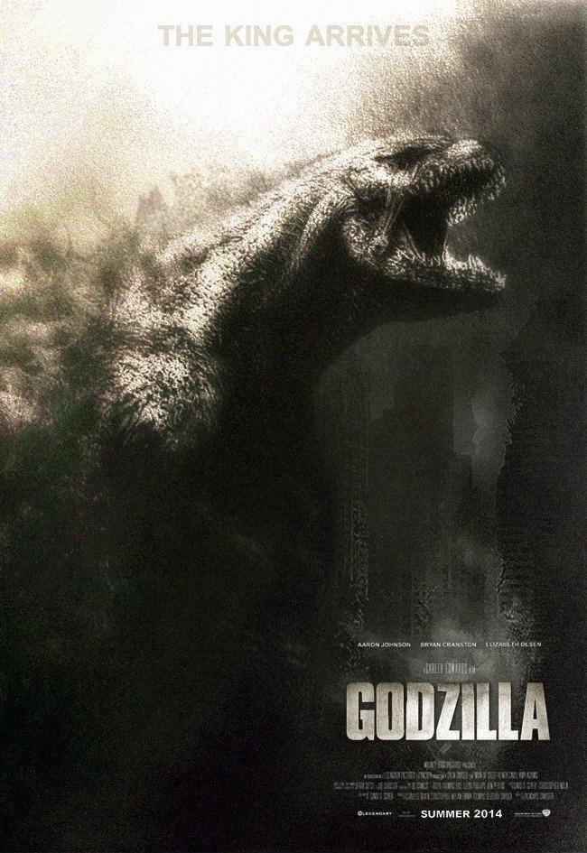 Трейлер дня: «Годзилла». Перезапуск легендарной франшизы про гигантскую рептилию. Изображение № 1.