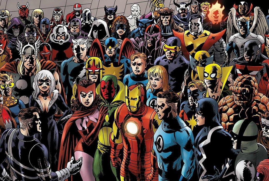 Как Marvel и DC противостоят друг другу на территории кино. Изображение № 2.