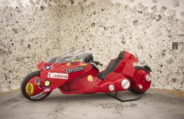 Японский инженер разработал точную копию мотоцикла из аниме «Акира». Изображение №2.