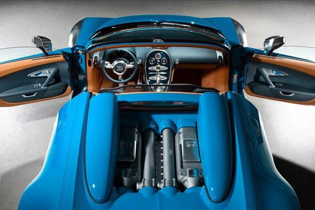 Bugatti представили новый суперкар, созданный в честь гонщика Meo Костантини. Изображение № 5.