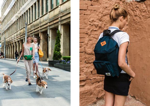 Магазин KixBox выпустил коллекцию рюкзаков и снял к ней лукбук. Изображение № 2.