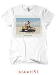 Принять на грудь: Эксперты уличной моды о принтах на футболках. Изображение № 17.
