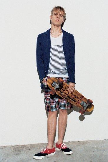 Марка Sophnet опубликовала лукбук весенней коллекции одежды. Изображение № 9.