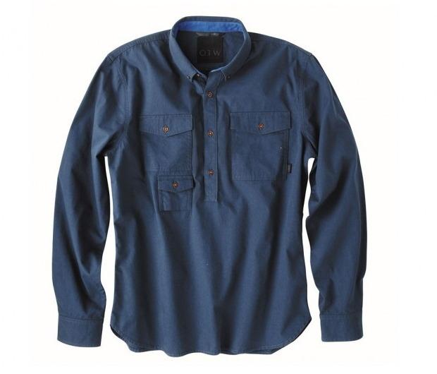 Марка Vans представила зимнюю коллекцию одежды своей линейки OTW. Изображение № 4.