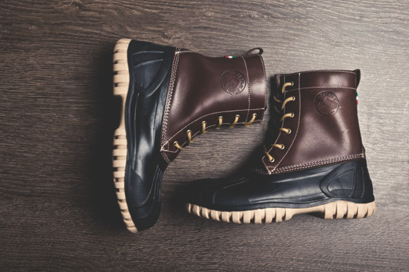 4 новых модели ботинок итальянской обувной марки Diemme. Изображение № 1.