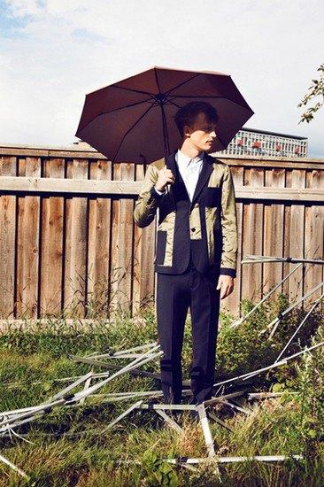 Датская марка Wood Wood опубликовала лукбук весенней коллекции одежды. Изображение № 2.