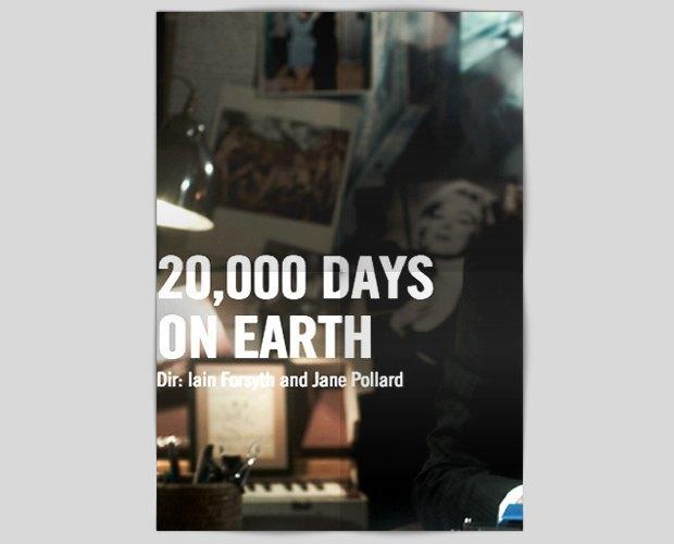 20 000 дней на Земле (2014) смотреть онлайн