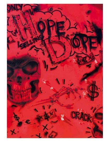 Уличный художник Kidult попал на обложку журнала Exit. Изображение № 7.
