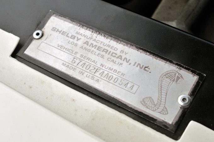 В США на аукционе продали самый дорогой Ford Mustang. Изображение № 28.