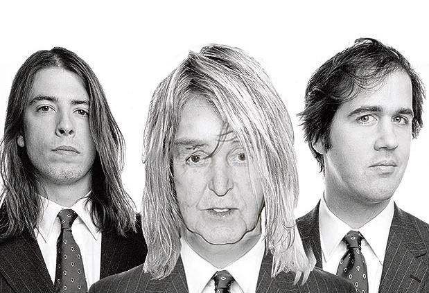 Пол Маккартни станет фронтменом Nirvana. Изображение № 2.