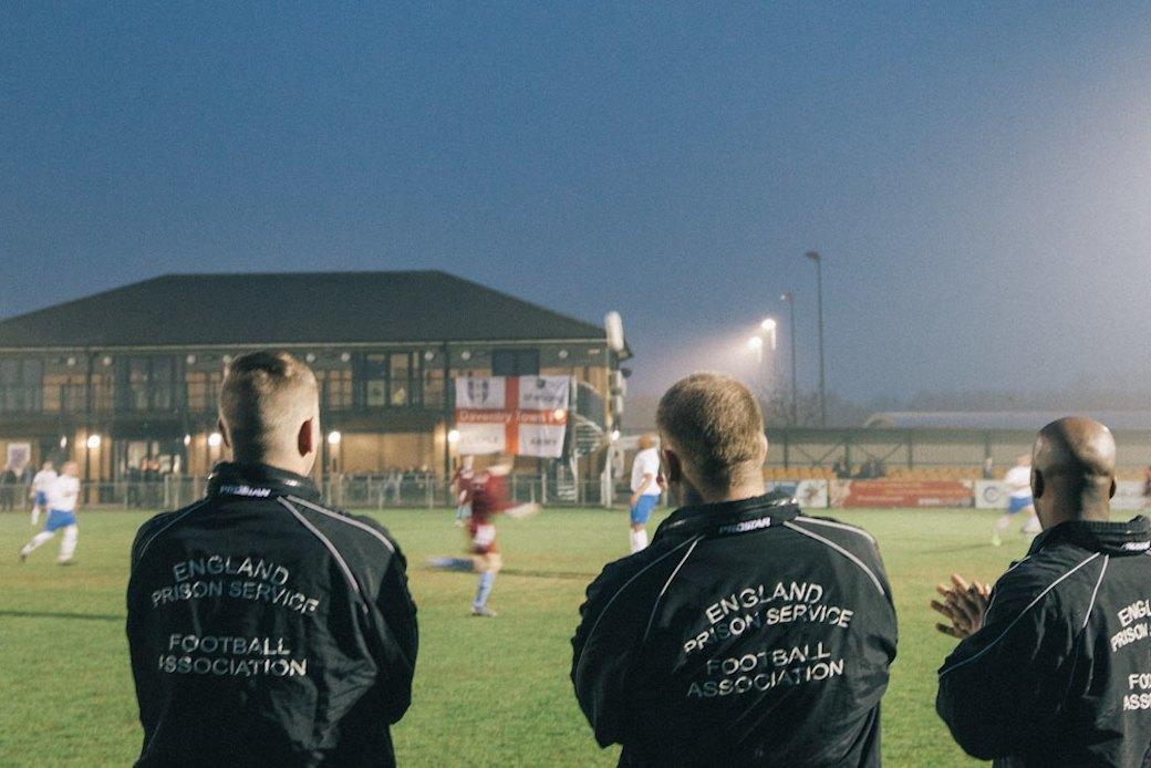 Как английские тюремные надзиратели организовали свою футбольную команду. Изображение № 5.