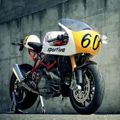 Ателье Radical Ducati прекращает работу. Изображение № 2.
