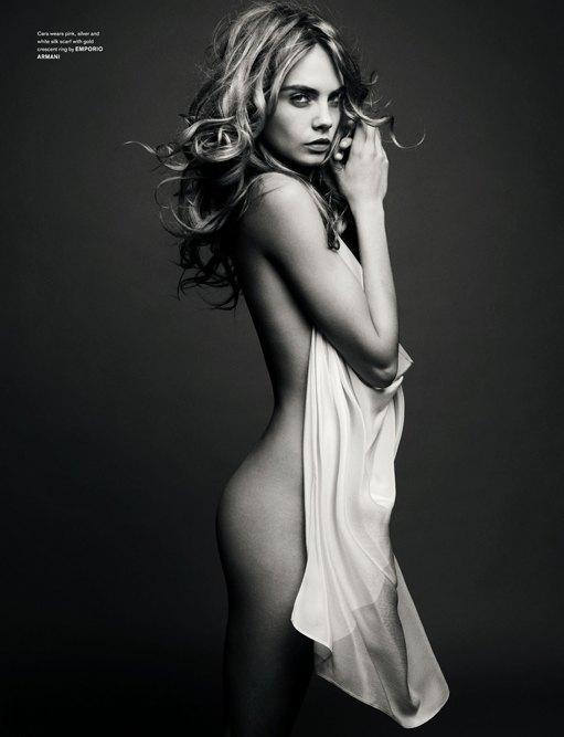 Фотограф Сольве Сундсбо снял 10 молодых моделей для журнала LOVE. Изображение № 1.