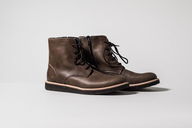 Марка Common Projects представила осеннюю коллекцию обуви. Изображение № 5.