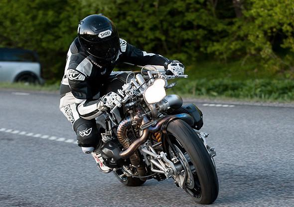 Топ-гир: 10 лучших кастомных мотоциклов 2011 года. Изображение № 40.