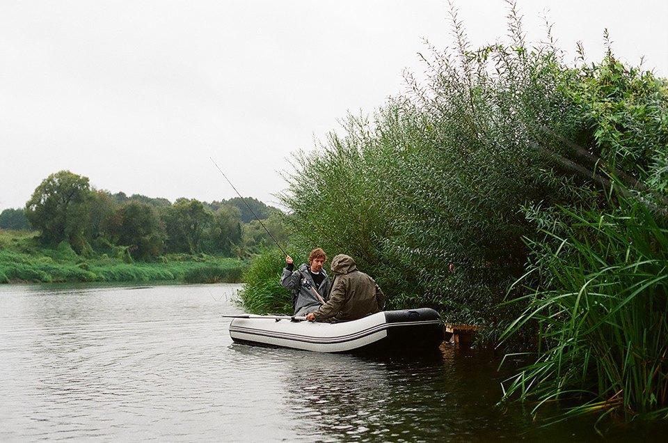 Фоторепортаж: Как редакторы FURFUR съездили на рыбалку. Изображение № 18.