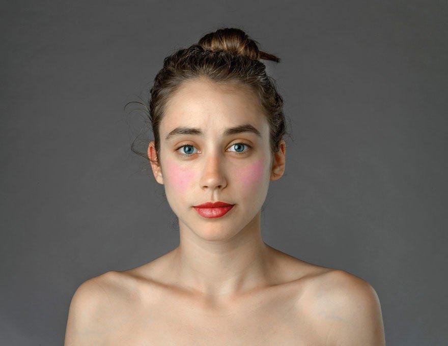 Как отличаются стандарты женской красоты в разных странах . Изображение № 2.