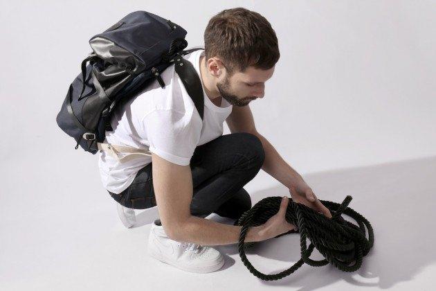 Марка Stighlorgan опубликовала лукбук весенней коллекции сумок. Изображение № 6.