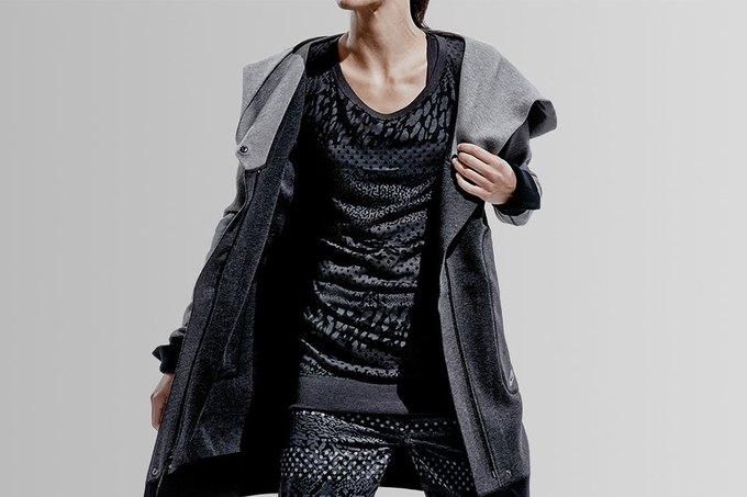 Nike представила коллекцию одежды из высокотехнологичного флиса. Изображение № 1.