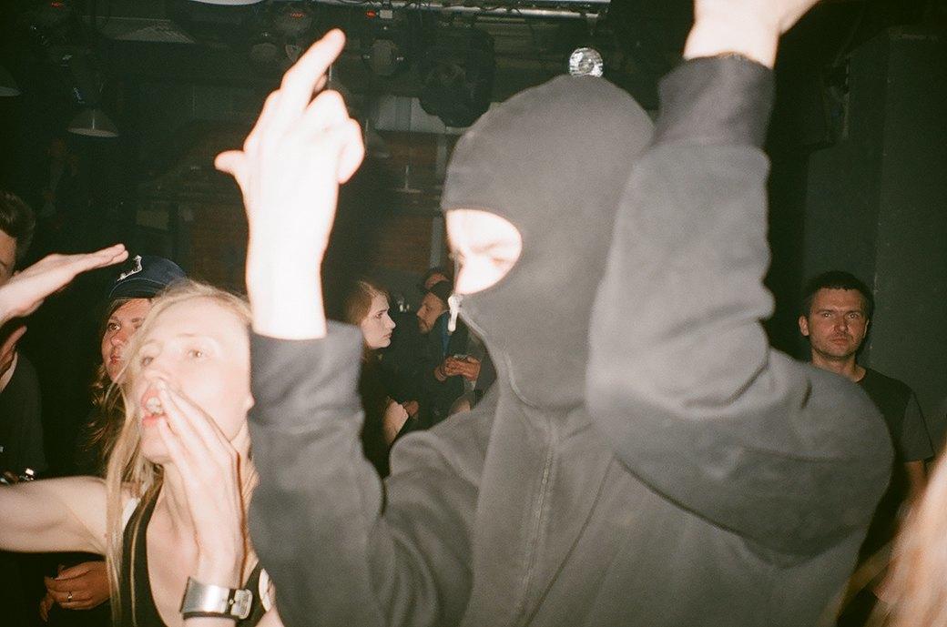 Фоторепортаж: «Дисциплина» в клубе Fassbinder. Изображение № 8.