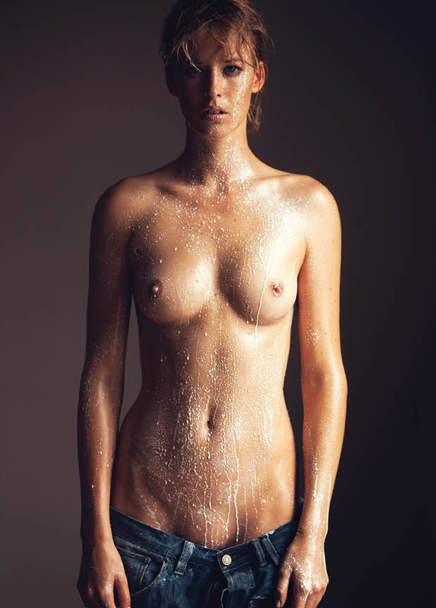 Фотограф Дэвид Беллемер опубликовал съемку для нового номера журнала Treats!. Изображение № 8.